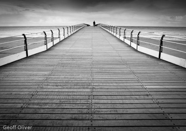 Saltburn Pier - Final Image