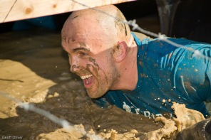 The Boa Constrictor - Tough Mudder, Boughton House