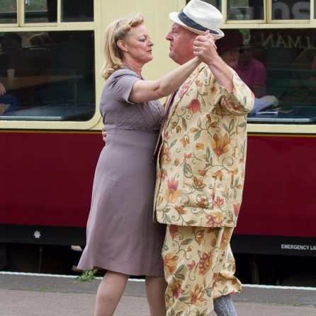 Great Central Railway 1940s Weekend 2013