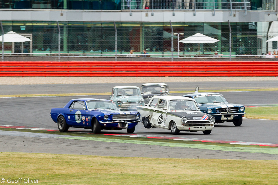 Trans-Atlantic Touring Car Trophy, Silverstone Classic 2013