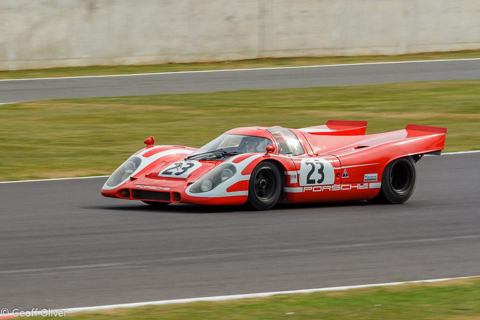 FIA Masters Historic Sports Cars, Silverstone Classic 2013