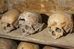 The Bone Crypt, Holy Trinity Church, Rothwell