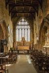 The Chancel and Sanctuary, Holy Trinity Church, Rothwell