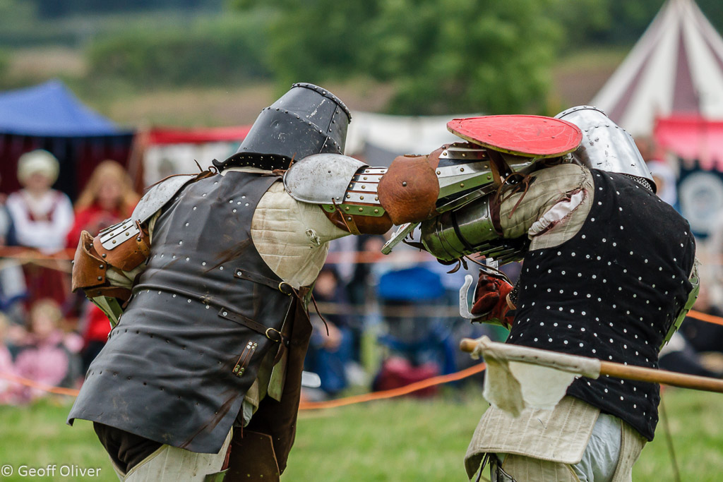 Battle of the Nations - No holds barred - Bosworth Battlefield Anniversary Re-enactment 2013