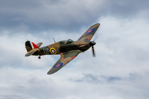 Hawker Hurricane, The Victory Show 2013