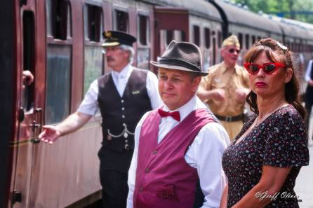 Great Central Railway 1940s 2018